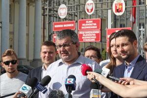 Były radny Platformy wspiera Jakiego w walce o prezydenturę