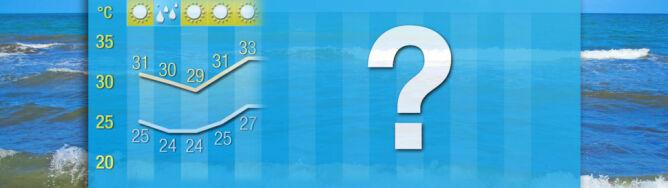 Pogoda na 16 dni: gorące lato prawie bez przerwy