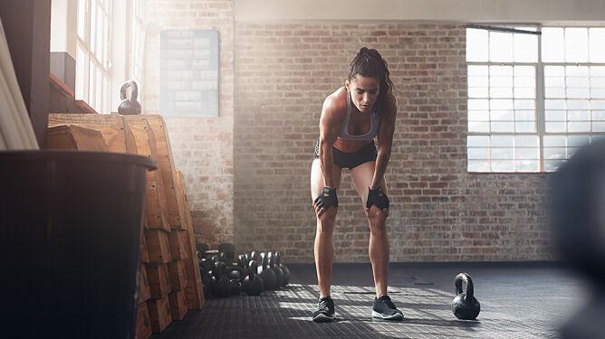 Trening może być szkodliwy. Szczególnie, <br />gdy jest zbyt intensywny