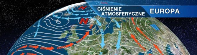 Co kształtuje pogodę w Polsce?<br />Bruzda niżu, a na dodatek front