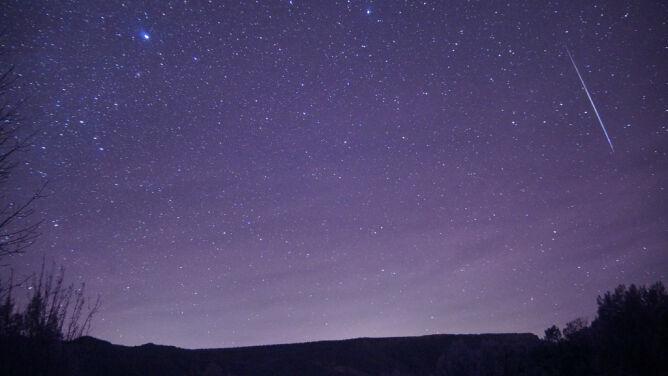 Spójrz w niebo. Czeka nas spektakularny deszcz meteorów