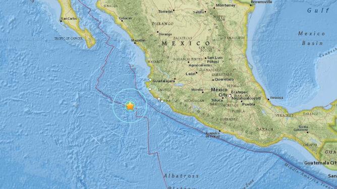 6,6 stopni w skali Richtera. Meksyk się zatrząsł