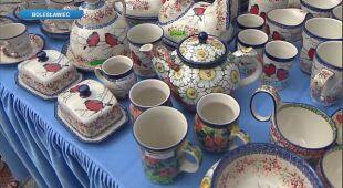 Dyrektor muzeum ceramiki o niezwykłych eksponatach