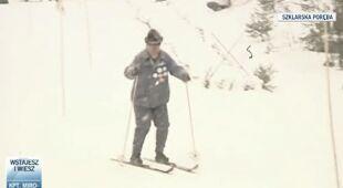 Ski Retro Festiwal w Szklarskiej Porębie (TVN24)